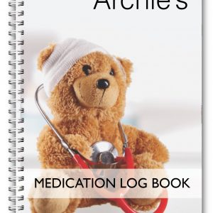 Medication Log Book