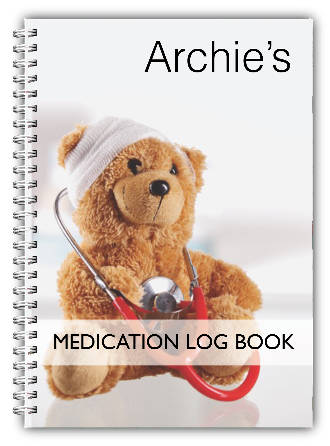 medication log book archives love to be organised